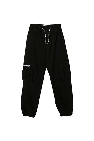 Black trousers teen MSGM kids  MSGM KIDS | 9 | 025935110T
