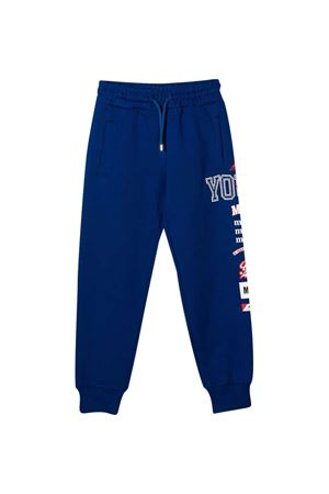 Blue trousers MSGM kids  MSGM KIDS | 9 | 026349130