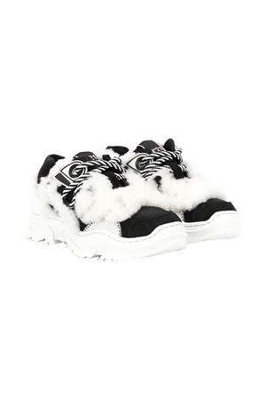 White sneakers chunky teen N ° 21 kids N°21 KIDS | 12 | 65491VAR1T