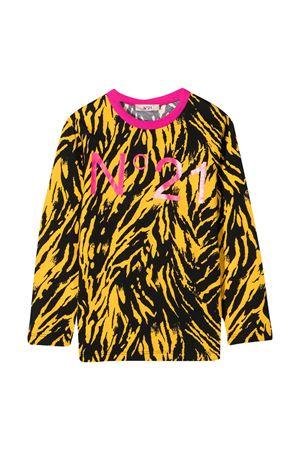 Animalier teen t-shirt Nº21 Kids N°21 KIDS | 7 | N214AQN00920N202T