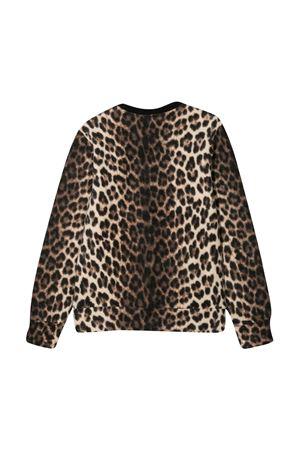Leopard print teen t-shirt N°21 Kids  N°21 KIDS | 8 | N214B4N01250N900T