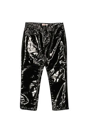 Pantalone nero teen effetto lucido N°21 kids N°21 KIDS   9   N214BUN01100N900T