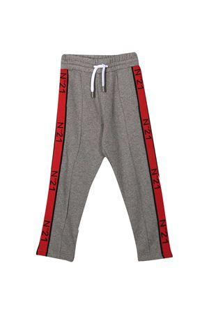 Gray joggers N°21 Kids  N°21 KIDS | 9 | N214CWN00790N901