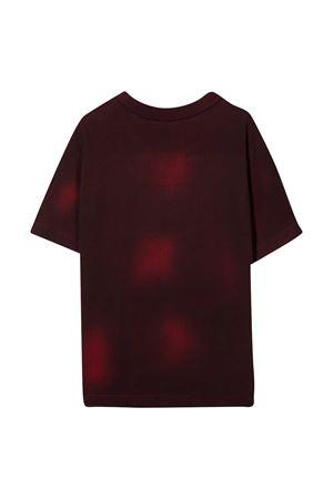 T-shirt with tie dye pattern teen N°21 Kids N°21 KIDS | 8 | N214D9N00970N402T