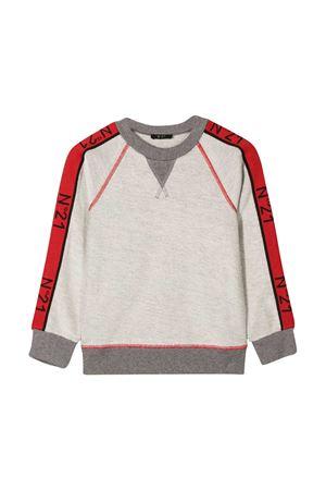 Teen sweatshirt with red logo band N°21 kids N°21 KIDS | -108764232 | N214DIN00790N901T