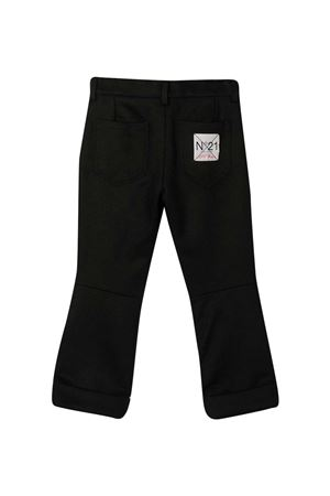 Black trousers teen N°21 Kids N°21 KIDS | 9 | N214E3N00820N900T