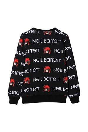 Black sweatshirt Neil Barrett Kids  NEIL BARRETT KIDS | -108764232 | 026014110