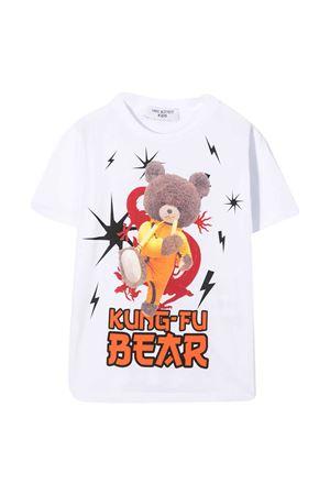 T-shirt bianca Neil Barrett Kids NEIL BARRETT KIDS | 8 | 026016001