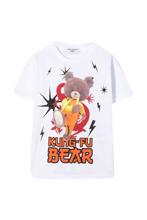 Neil Barrett Kids teen white t-shirt NEIL BARRETT KIDS | 8 | 026016001T
