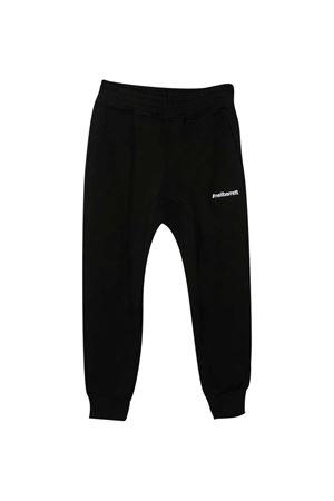 Black joggers teen Neil Barrett Kids NEIL BARRETT KIDS | 9 | 026017110T