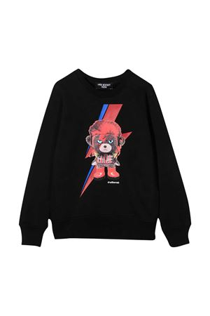 Black sweatshirt Neil Barrett Kids NEIL BARRETT KIDS | -108764232 | 026024110