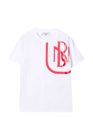 White t-shirt teen Neil Barrett Kids NEIL BARRETT KIDS | 8 | 026053001T