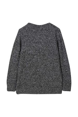 Gray sweater teen Paolo Pecora Kids Paolo Pecora kids | 7 | PP2392NEROT