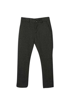 Gray trousers Paolo Pecora Kids Paolo Pecora kids | 9 | PP2505ANTRA