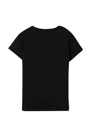 Black t-shirt teen Paolo Pecora Kids Paolo Pecora kids | 8 | PP2533NEROT