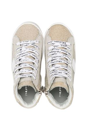 Gold sneakers Philippe Model kids PHILIPPE MODEL KIDS | 12 | CLH0GM3A