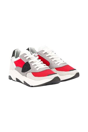 Eze sneakers teen Philippe Model Kids  PHILIPPE MODEL KIDS | 12 | EZL0W04A