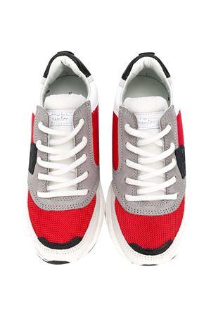 Teen Philippe Model kids white sneakers  PHILIPPE MODEL KIDS | 12 | EZL0W04CT