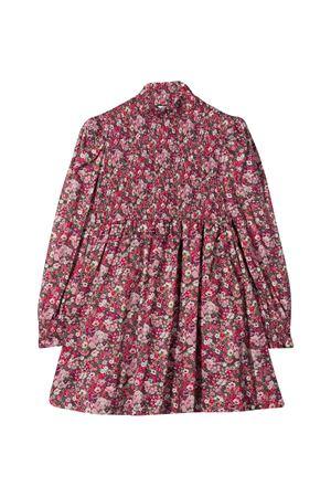 Teen Philosophy Kids purple floral dress PHILOSOPHY KIDS | 11 | PJAB100CF484ZH0360169T