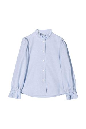 Camicia azzurra Philosophy Kids PHILOSOPHY KIDS | 5032334 | PJCA51CF485ZH0390068