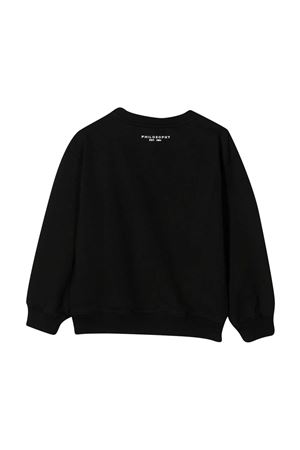Black sweatshirt Philosophy Kids  PHILOSOPHY KIDS | -108764232 | PJFE33FE147ZH0030026