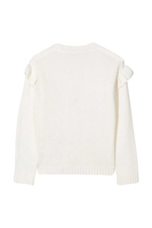 Maglione bianco teen Philosophy Kids PHILOSOPHY KIDS | 7 | PJMA21FL07ZH0560201T
