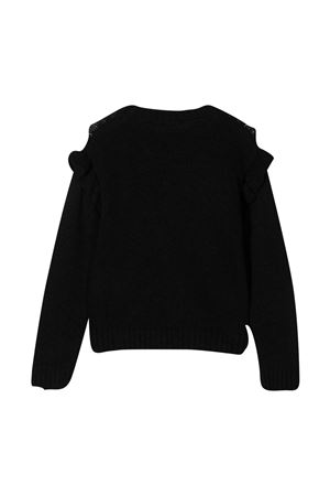 Maglione nero teen Philosophy Kids PHILOSOPHY KIDS | 7 | PJMA21FL07ZH0560206T
