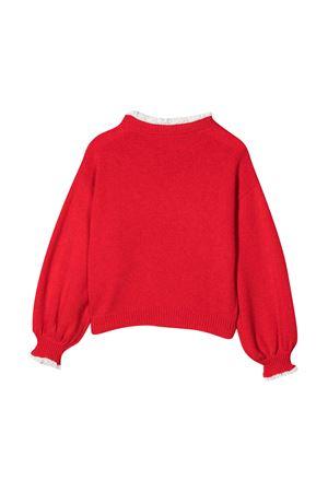 Red sweater Philosophy Kids  PHILOSOPHY KIDS | 7 | PJMA28FL07ZH0630174