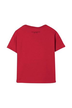 T-shirt rossa Philosophy Kids PHILOSOPHY KIDS | 8 | PJTS40JE95BZH0030025