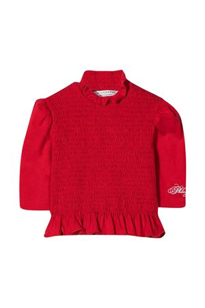 Top rosso teen Philosophy Kids PHILOSOPHY KIDS | 8 | PJTS45JE95BZH0090085T