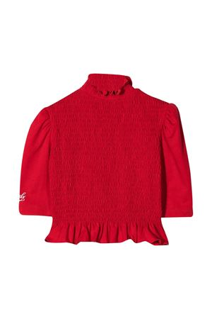 Top rosso Philosophy Kids PHILOSOPHY KIDS | 8 | PJTS45JE95BZH0090085