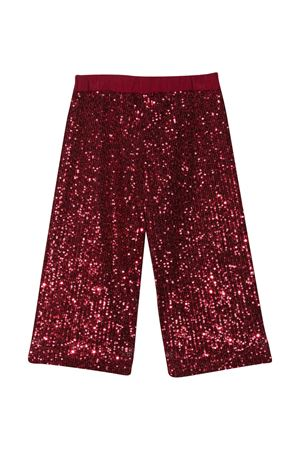 Bordeaux trousers Piccola Ludo Piccola Ludo | 9 | BS5WB005TES04321801