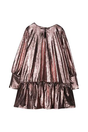 Pink metallic dress Piccola Ludo  Piccola Ludo | 11 | BS5WB020TES044670