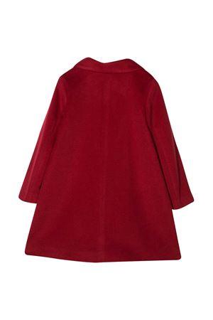 Burgundy coat Piccola Ludo Piccola Ludo | 17 | BS5WB040TES043755