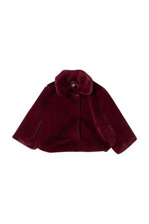 Burgundy fur jacketPiccola Ludo Piccola Ludo | 17 | BS5WB044TES04541801