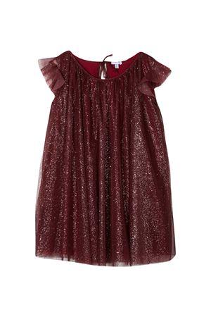 Dark red dress Little Ludo  Piccola Ludo | 11 | BS5WB073TES046615
