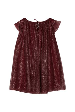 Dark red dress Little Ludo 