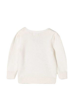 White Ralph Lauren Kids sweater  RALPH LAUREN KIDS | -108764232 | 310799956001