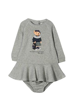 Ralph Lauren Kids newborn gray dress  RALPH LAUREN KIDS | 11 | 310800085001