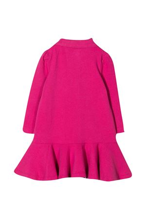 Fuchsia Ralph Lauren Kids dress  RALPH LAUREN KIDS | 11 | 310800655002