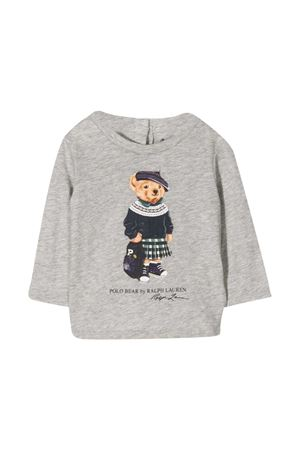 Ralph Lauren Kids gray sweater  RALPH LAUREN KIDS | 7 | 310809577001
