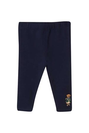 Ralph Lauren Kids blue leggings  RALPH LAUREN KIDS | 411469946 | 310809584001