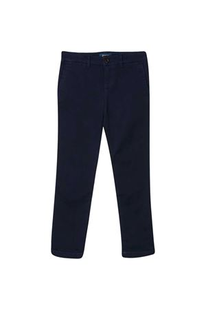 Ralph Lauren Kids blue chino trousers  RALPH LAUREN KIDS | 2011689977 | 312698871002