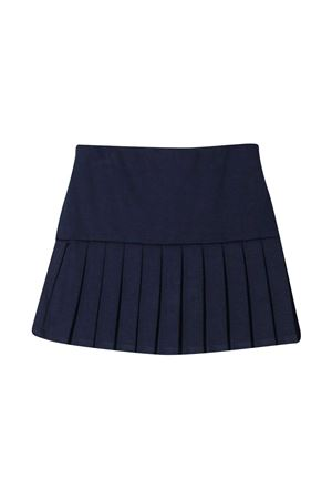 Ralph Lauren Kids blue pleated miniskirt  RALPH LAUREN KIDS | 15 | 312798271002