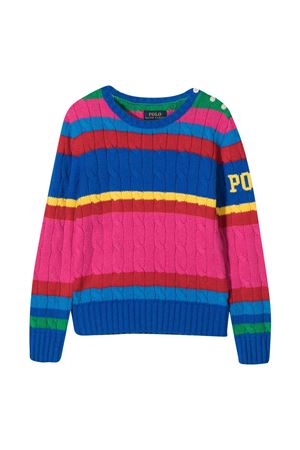 Ralph Lauren Kids multicolored sweater  RALPH LAUREN KIDS | -108764232 | 312799846001
