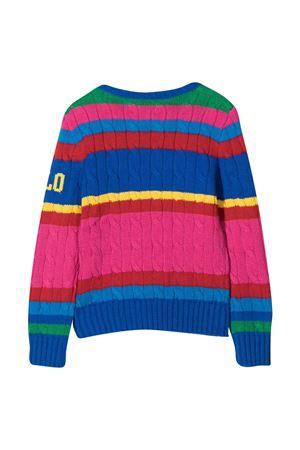 Maglione multicolore Ralph Lauren Kids RALPH LAUREN KIDS | -108764232 | 312799846001