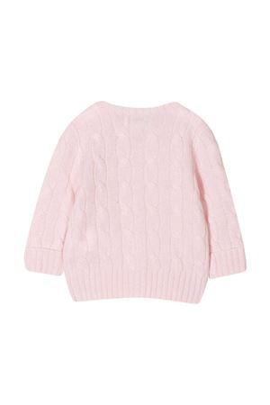 Monnalisa pink cardigan  RALPH LAUREN KIDS | -108764232 | 320569229003