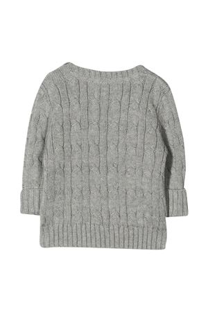 Ralph Lauren Kids gray sweater  RALPH LAUREN KIDS | -108764232 | 320702674009