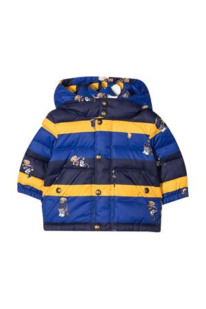 Blue down jacket Ralph Lauren Kids RALPH LAUREN KIDS | 3 | 320797761001