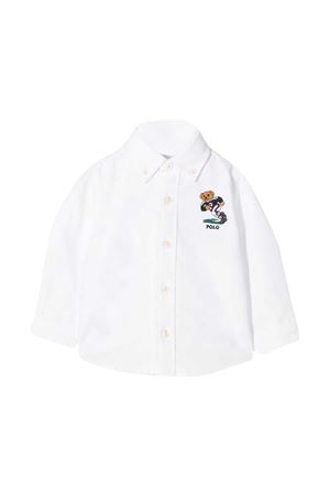 White shirt Ralph Lauren Kids RALPH LAUREN KIDS | 5032334 | 320799009002
